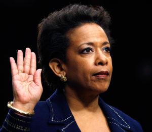 Loretta Lynch Spewing Hate